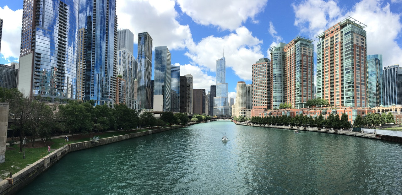 chicago river office